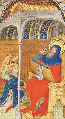 The Hours of Marguerite d'Orléans, fol. 15r - Illustration - Contact us