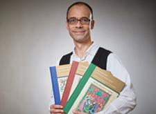 Arne Domrös - Über uns - Mitarbeiter beim Quaternio Verlag Luzern