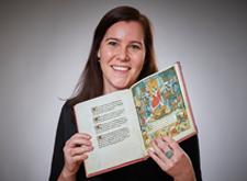 Eliane Laub - Über uns - Mitarbeiterin beim Quaternio Verlag Luzern