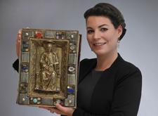 Kerstin Lutz - Über uns - Mitarbeiterin beim Quaternio Verlag Luzern