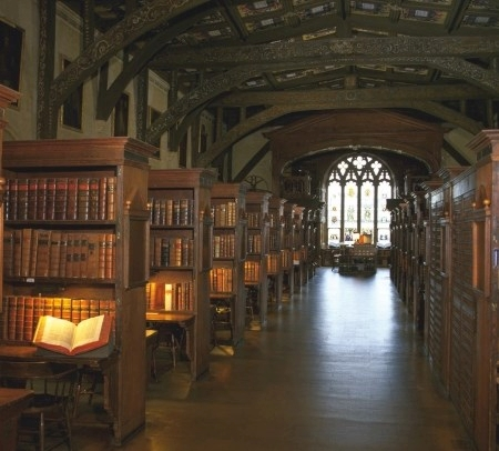 Bodleian Libraries, Oxford - Partner des Quaternio Verlags Luzern