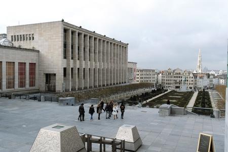 Bibliothèque royale de Belgique, Brüssel - Partner des Quaternio Verlags Luzern
