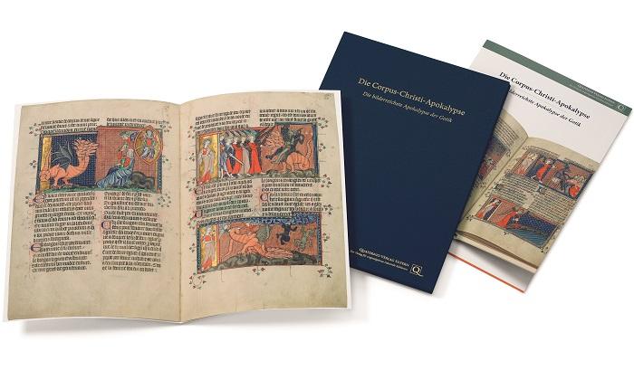 Corpus-Christi-Apokalypse, Faksimilemappe zur Edition