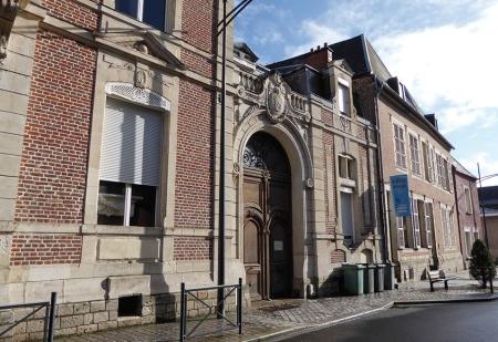 Médiathèque d'Agglomération de Cambrai - Partner des Quaternio Verlags Luzern