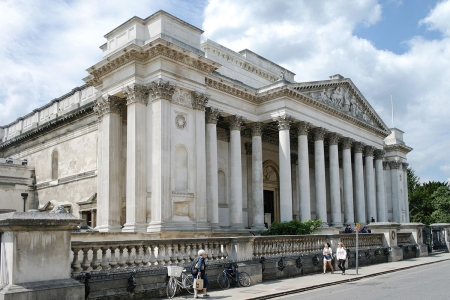 Fitzwilliam Museum, Cambridge (UK) - Partner des Quaternio Verlags Luzern