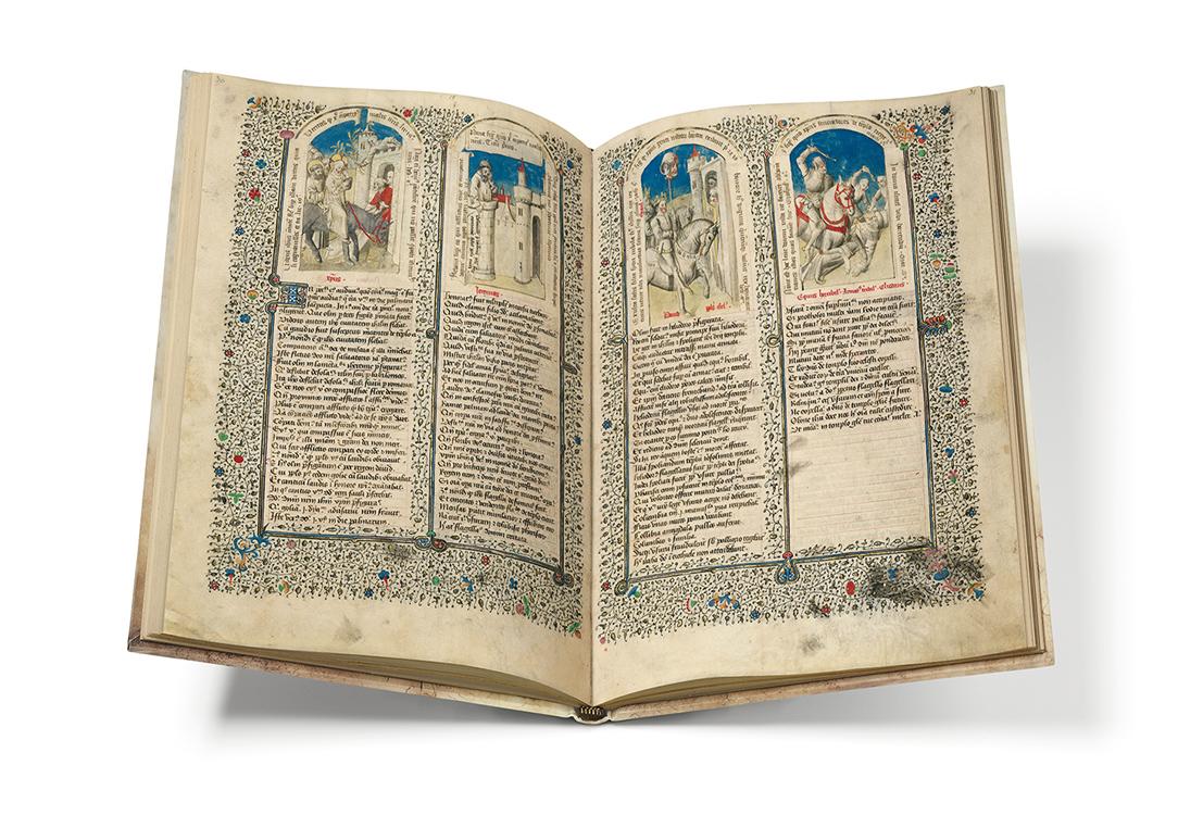 Heilsspiegel aus Kloster Einsiedeln, p. 30-31