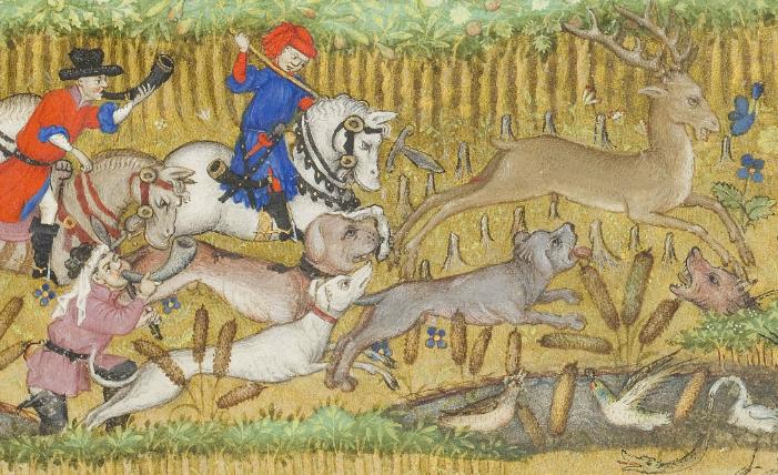Stundenbuch der Margarete von Orléans, fol. 163r
