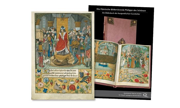 Flämische Bilderchronik Philipps des Schönen, Faksimilemappe zur Edition