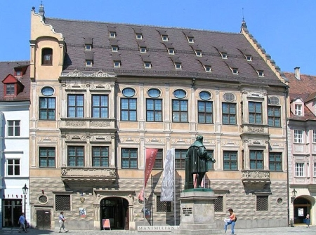 Maximilianmuseum Augsburg - Partner des Quaternio Verlags Luzern