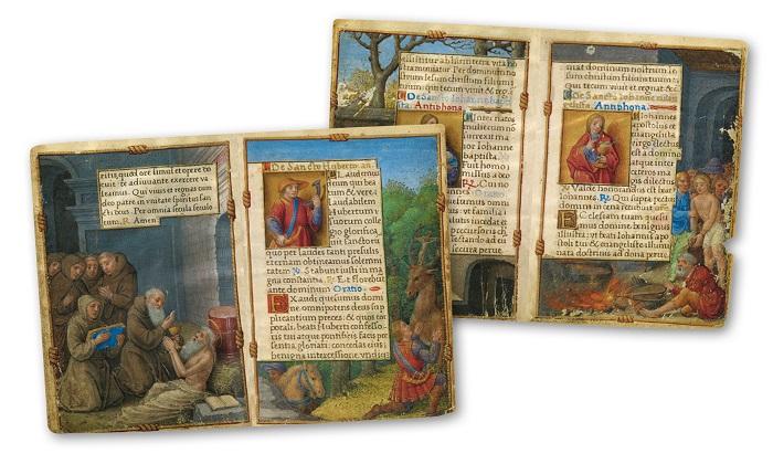 Gebetbuch der Claude de France, Faksimilemappe zur Edition
