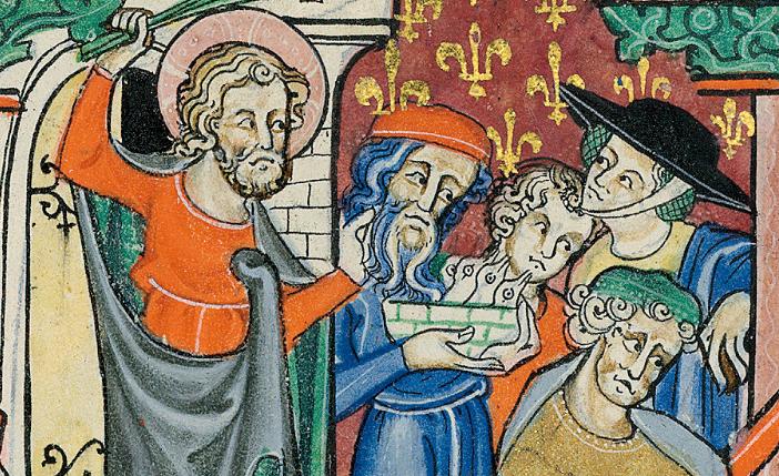 Peterborough-Psalter, fol. 33r