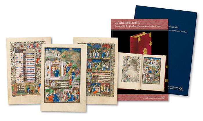 Sobieski-Stundenbuch, Faksimilemappe zur Edition