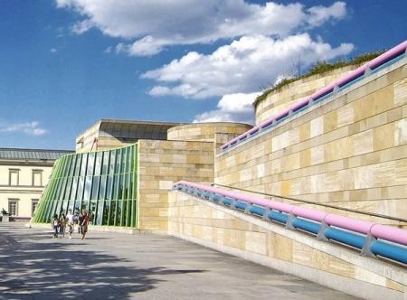 Staatsgalerie Stuttgart - Partner des Quaternio Verlags Luzern