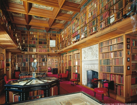 Royal Library, Windsor Castle, Windsor - Partner des Quaternio Verlags Luzern