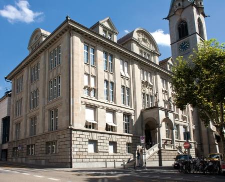 Zentralbibliothek Zürich - Partner des Quaternio Verlags Luzern