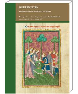 """Ausstellungsreihe """"Bilderwelten - Buchmalerei zwischen Mittelalter und Neuzeit"""" - Kataloge aus dem Quaternio Verlag Luzern"""