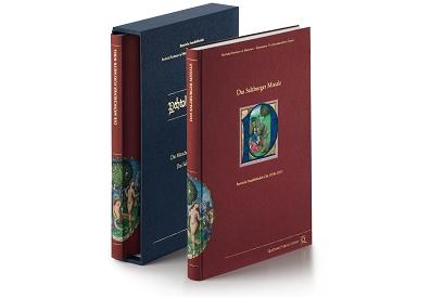 Illuminierte Prachthandschriften von Berthold Furtmeyr - Kunstbücher aus dem Quaternio Verlag Luzern