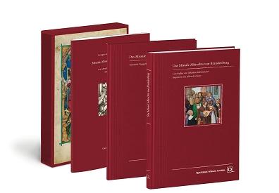 Missale Albrechts von Brandenburg - Kunstbücher aus dem Quaternio Verlag Luzern