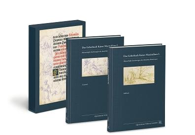 Gebetbuch Kaiser Maximilians I. - Kunstbücher aus dem Quaternio Verlag Luzern