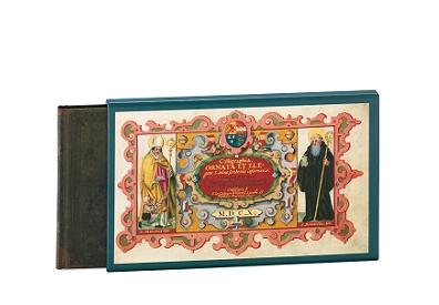 Kalligraphiebuch von Johann Caspar Winterlin - Kunstbücher aus dem Quaternio Verlag Luzern