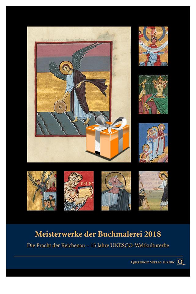 Wandkalender für 2018, Titelblatt