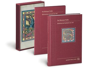 Rheinauer Psalter - Kunstbücher aus dem Quaternio Verlag Luzern