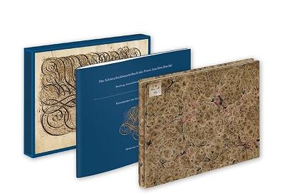 Schreibmeisterbuch des Franz Joachim Brechtel - Kunstbücher aus dem Quaternio Verlag Luzern