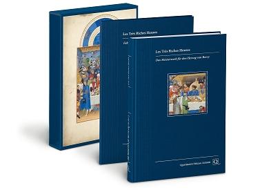 Les Très Riches Heures - Kunstbücher aus dem Quaternio Verlag Luzern