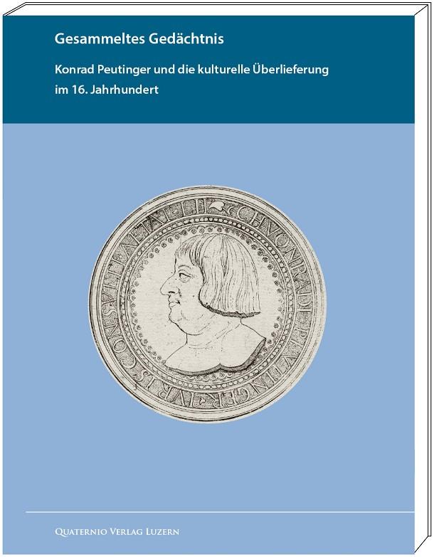 """Katalogband """"Gesammeltes Gedächtnis"""", Grafik mit Cover"""