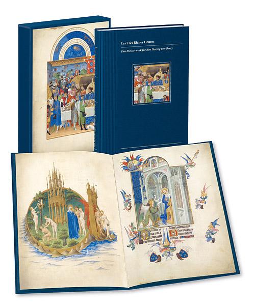 Kunstbuch-Edition: Les Très Riches Heures