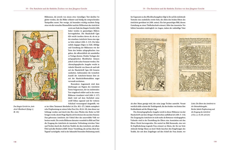 "Katalogband ""Vom ABC bis zur Apokalypse"", p. 118-119"