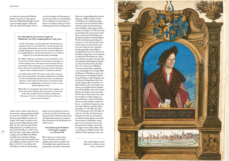 "Katalogband ""Die Fugger im Bild"", p. 140-141"