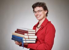 Clarissa Rothacker - Über uns - Mitarbeiterin beim Quaternio Verlag Luzern