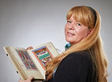 Claudia Müller - Über uns - Mitarbeiterin beim Quaternio Verlag Luzern
