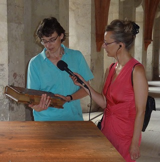 Faszination Faksimile (Interview zum Codex Gisle) - Willkommen beim Quaternio Verlag Luzern!