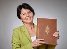 Maria Bamberger - Über uns - Mitarbeiterin beim Quaternio Verlag Luzern