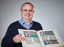 Peter Muschiol - Über uns - Mitarbeiter beim Quaternio Verlag Luzern