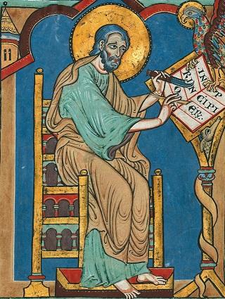 Der Liebe zu alten Büchern verpflichtet (Speyerer Evangelistar) - Willkommen beim Quaternio Verlag Luzern!