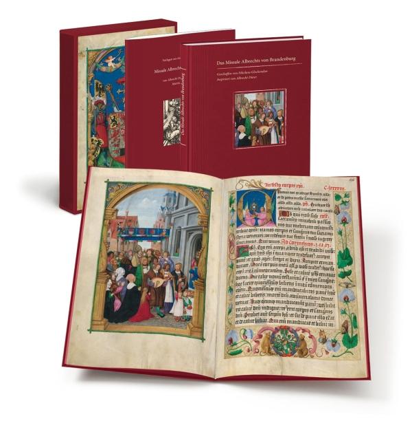Kunstbuch-Edition: Das Missale Albrechts von Brandenburg