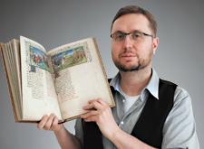 Matthias Krüger - Über uns - Mitarbeiter beim Quaternio Verlag Luzern