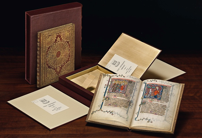 The Savoy Hours as a bibliophilic object that celebrates a careful approach to its contents