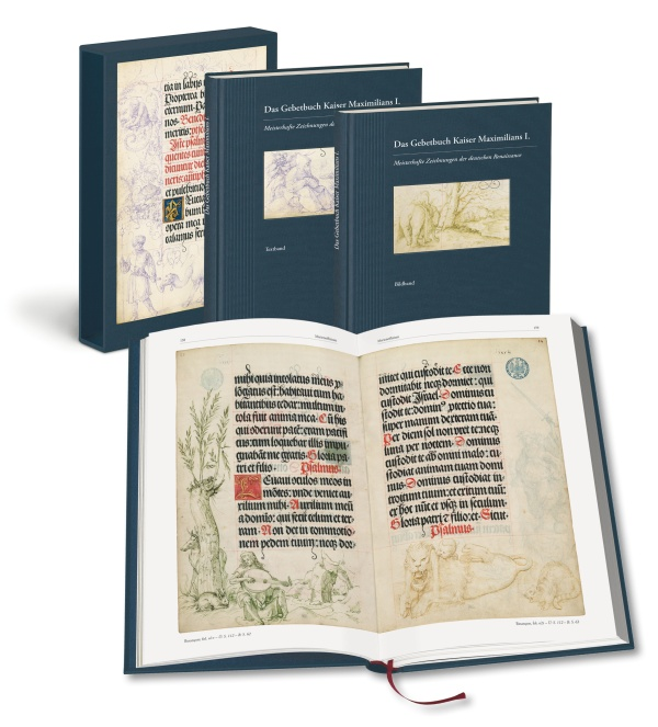 Kunstbuch-Edition: Das Gebetbuch Kaiser Maximilians I.