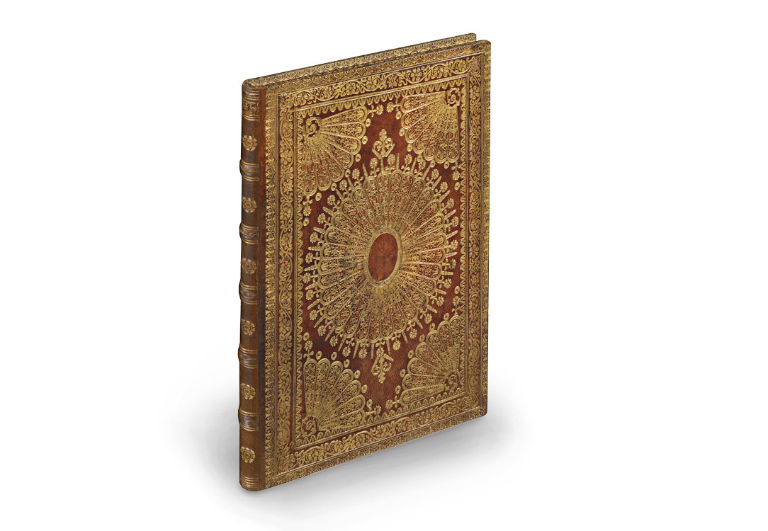 The Savoy Hours: the treasure binding of the facsimile edition