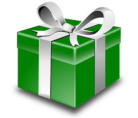 Webseitenrallye 2 - Geschenkejagd: Illustration