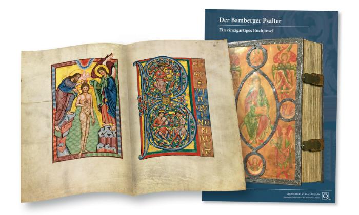 Bamberger Psalter, Faksimilemappe zur Edition
