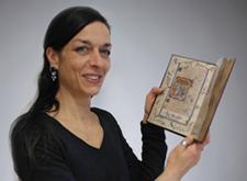 Cordelia Speich - Über uns - Mitarbeiter beim Quaternio Verlag Luzern