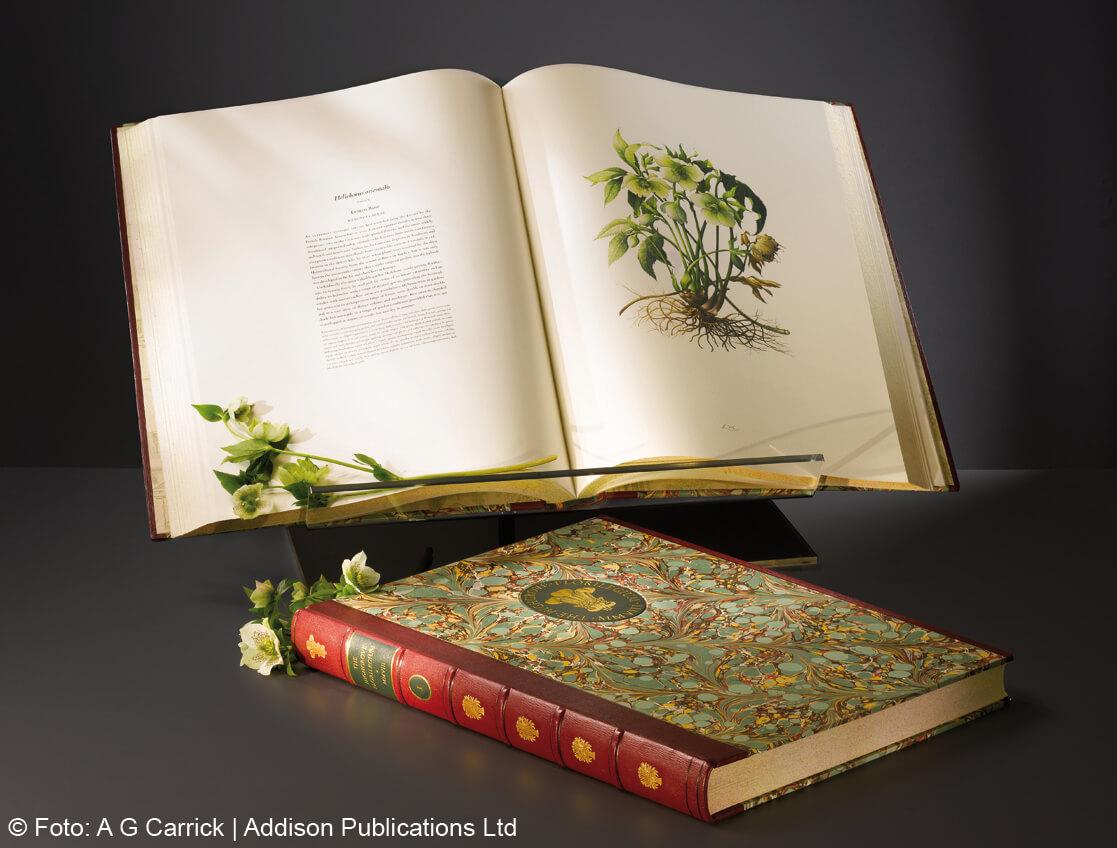Das Highgrove-Florilegium, zweibändige Kunstbuch-Edition