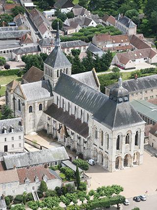 Abtei Fleury (Saint-Benoît-sur-Loire)