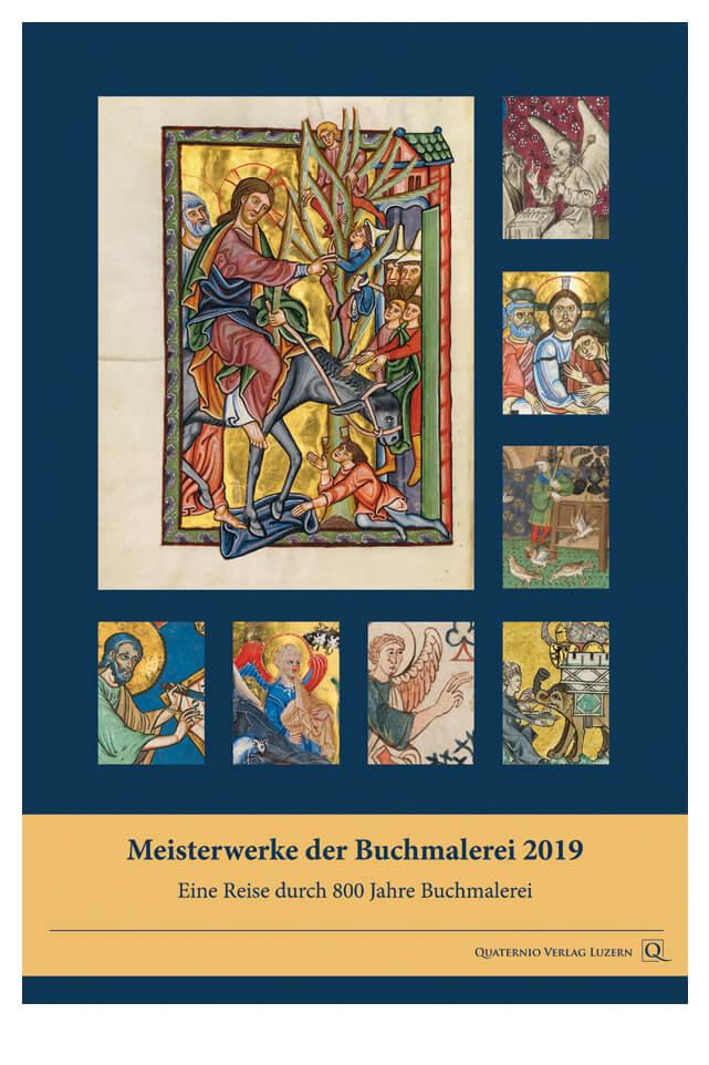 Wandkalender für 2019, Titelblatt