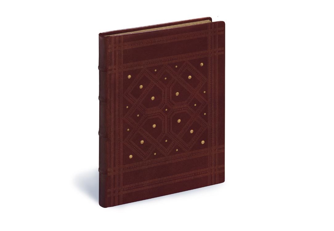 Wiener Genesis, Einband der Faksimile-Edition